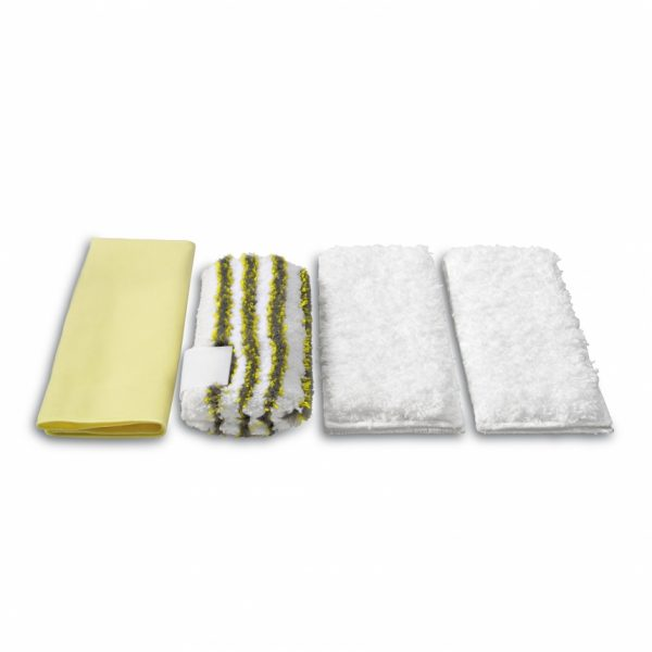 Cloth set Steam+Clean Bath